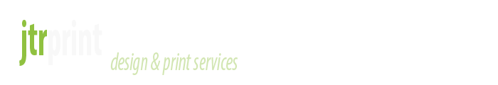 JTR Print Logo Banner