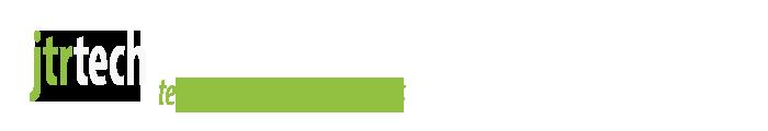JTR Tech Logo Banner